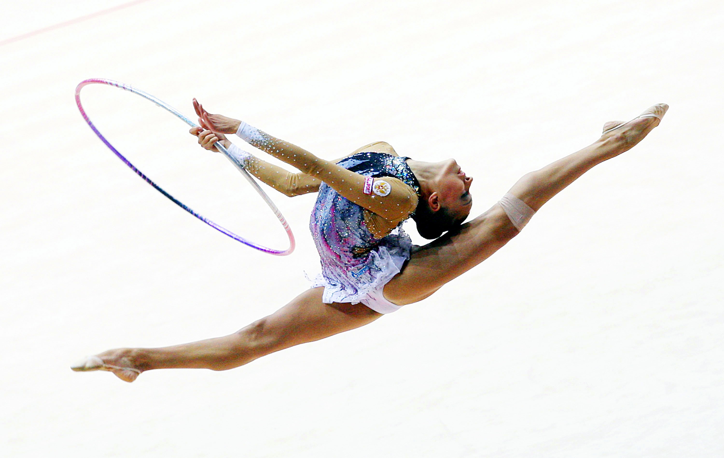 a look at the flexible sport of rhythmic gymnastics Sports that use dance or gymnastics being flexible and having upper strength are important for dance and gymnastics related articles 1 [easiest way] | what is the easiest way to do a split or learn how to do one 2 [rhythmic gymnastics] | different formations of rhythmic gymnastics 3.