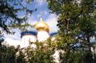東正教堂頂-俄羅斯金環